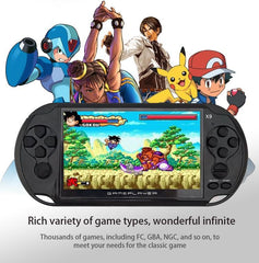 Pixel Power: Multimedia Handheld Game Player (500+ Games) - TopTier Shop Unique Fun Trending Gifts Hot Items Shopping Electronic