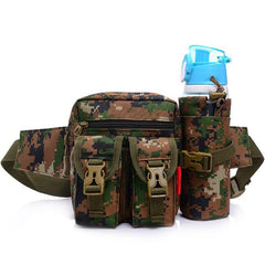 Tactical Bum Waist Fanny Pack - TopTier Shop Unique Fun Trending Gifts Hot Items Shopping