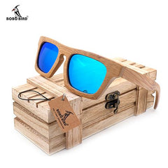 Thick Bamboo Shades - TopTier Shop Unique Fun Trending Gifts Hot Items Shopping Sunglasses