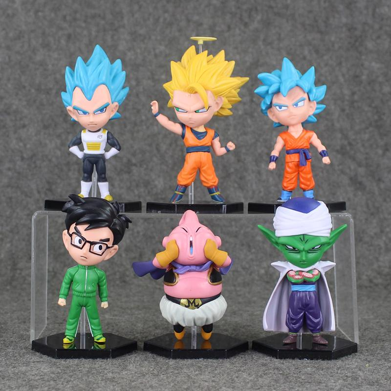 Dragonball Super Mini PVC Set - TopTier Shop Unique Fun Trending Gifts Hot Items Shopping TOYS