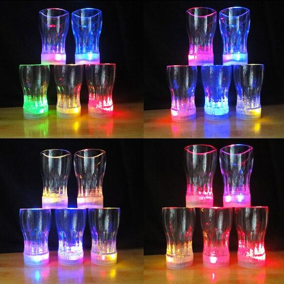 Flashing LED Beer Cup (3pcs) - TopTier Shop Unique Fun Trending Gifts Hot Items Shopping