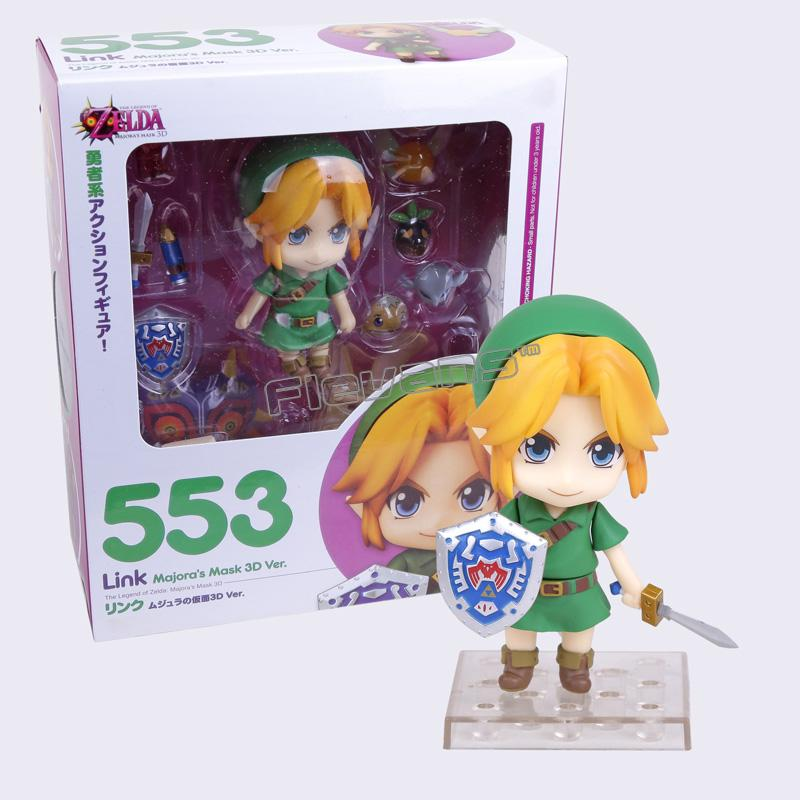Zelda Mini Link PVC Figure - TopTier Shop Unique Fun Trending Gifts Hot Items Shopping TOYS