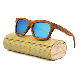 Polarized Bamboo Sunglasses - TopTier Shop Unique Fun Trending Gifts Hot Items Shopping Sunglasses