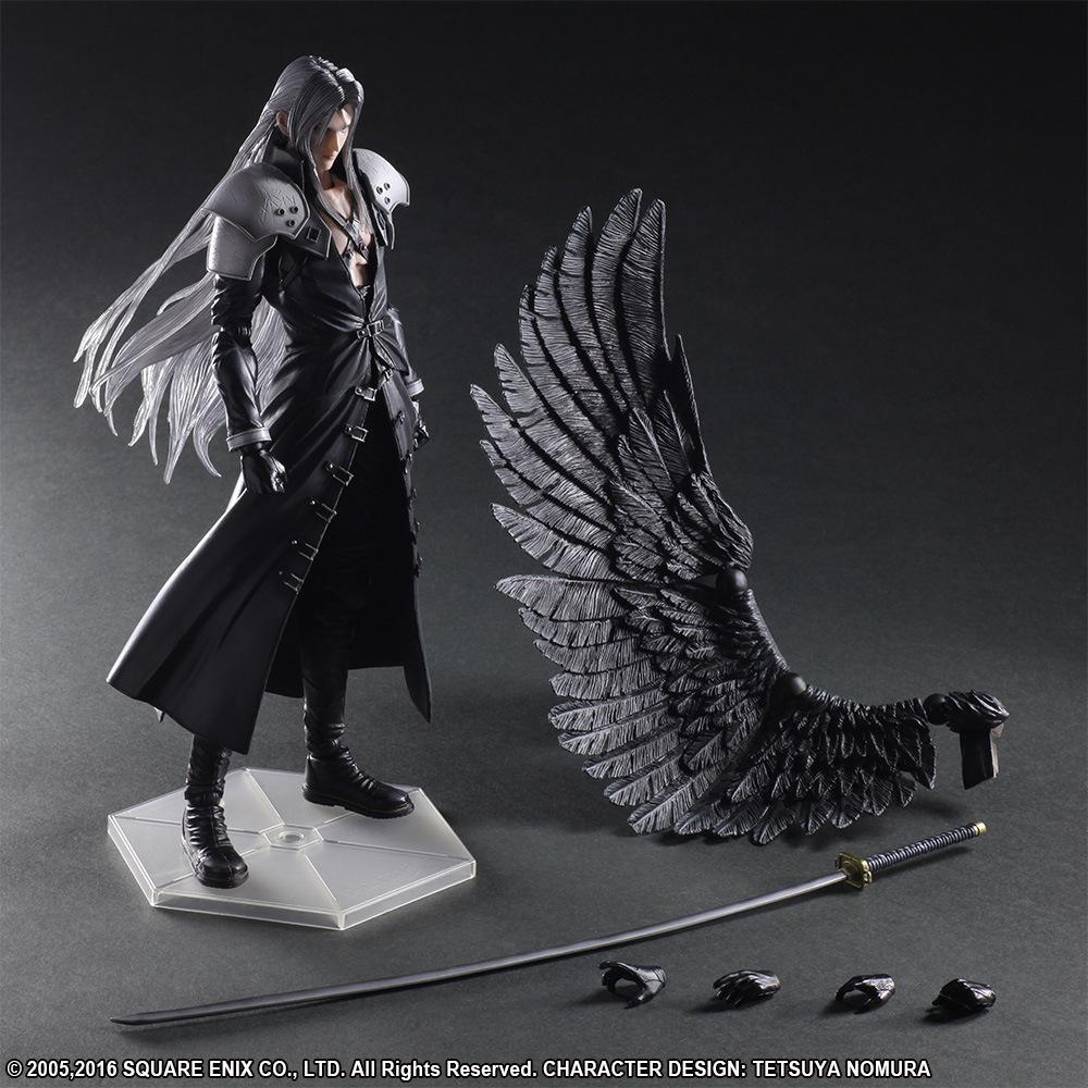 FFVII Sephiroth Figure - TopTier Shop Unique Fun Trending Gifts Hot Items Shopping TOYS