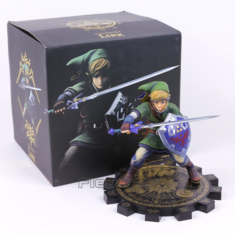 Zelda Skyward Sword Link PVC Figure - TopTier Shop Unique Fun Trending Gifts Hot Items Shopping TOYS