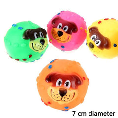 Dog Toys Pet Puppy Chew Squeaker Squeaky Plush Sound Cute Ball Vegetable Chicken 7 Styles Designs Toys Pet Product - TopTier Shop Unique Fun Trending Gifts Hot Items Shopping TOYS
