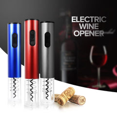 Electric Corkscrew Wine Opener - TopTier Shop Unique Fun Trending Gifts Hot Items Shopping Home