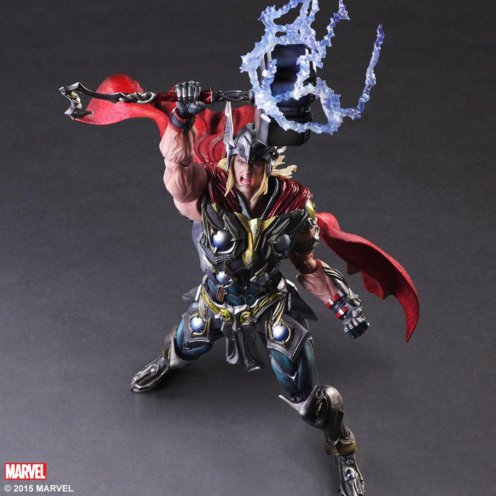 Thor PVC Statue - TopTier Shop Unique Fun Trending Gifts Hot Items Shopping TOYS