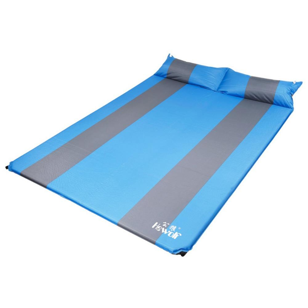 Outdoor Auto-Inflatable Mattress - TopTier Shop Unique Fun Trending Gifts Hot Items Shopping travel