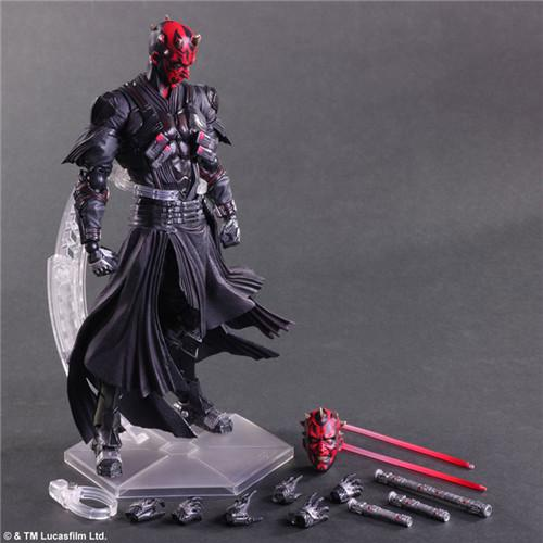 Darth Maul PVC Action Figure - TopTier Shop Unique Fun Trending Gifts Hot Items Shopping TOYS