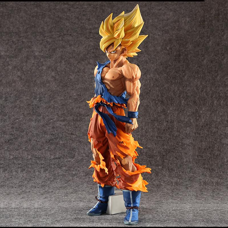 DBZ Super Saiyan Goku Statue - TopTier Shop Unique Fun Trending Gifts Hot Items Shopping TOYS