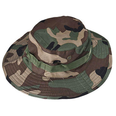 Military Style Hiking Bucket Cap - TopTier Shop Unique Fun Trending Gifts Hot Items Shopping
