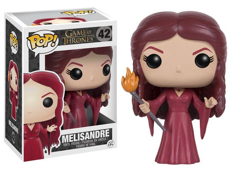 FUNKO POP MELISANDRE - TopTier Shop Unique Fun Trending Gifts Hot Items Shopping TOYS