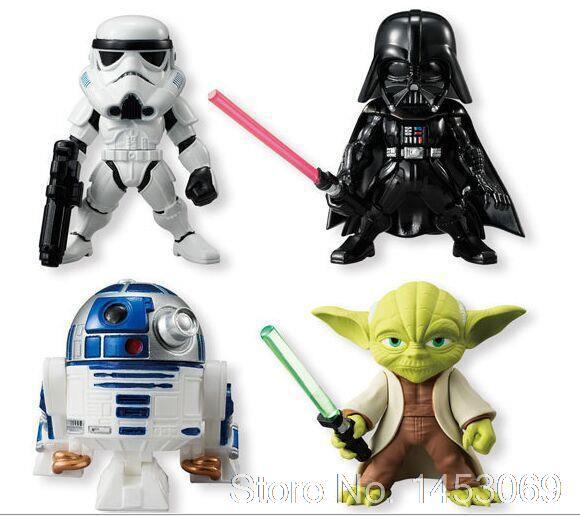 Star Wars Mini PVC Set - TopTier Shop Unique Fun Trending Gifts Hot Items Shopping TOYS