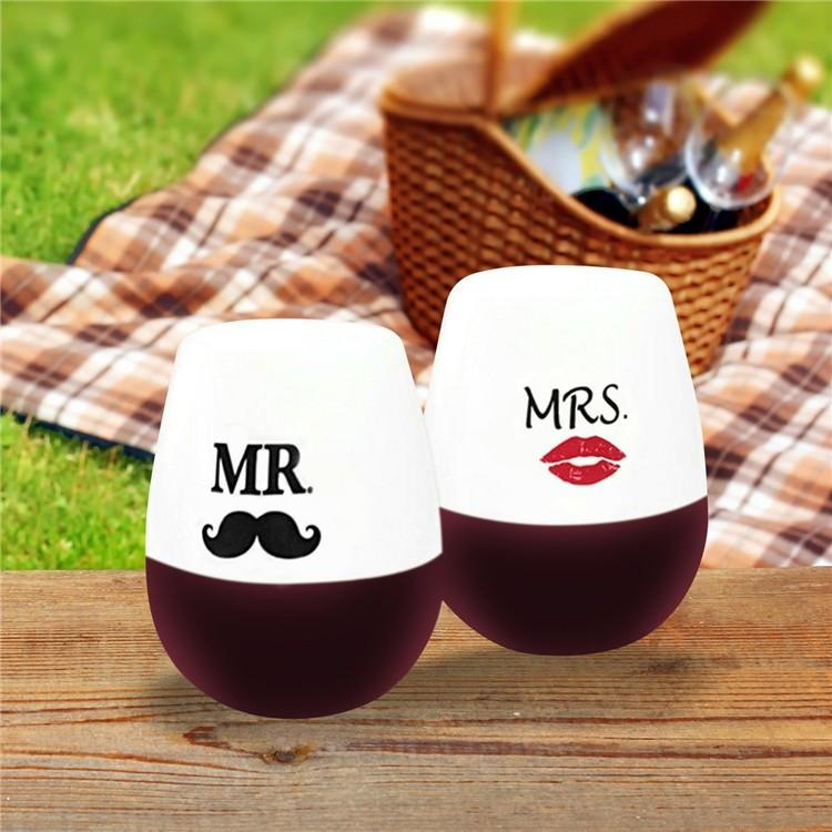 Silicone Picnic Wine Cups - TopTier Shop Unique Fun Trending Gifts Hot Items Shopping wine