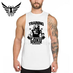 Goku Gym Tank - TopTier Shop Unique Fun Trending Gifts Hot Items Shopping gym