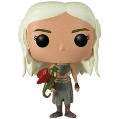 FUNKO POP JON SNOW/DAENERYS TARGARYEN - TopTier Shop Unique Fun Trending Gifts Hot Items Shopping TOYS