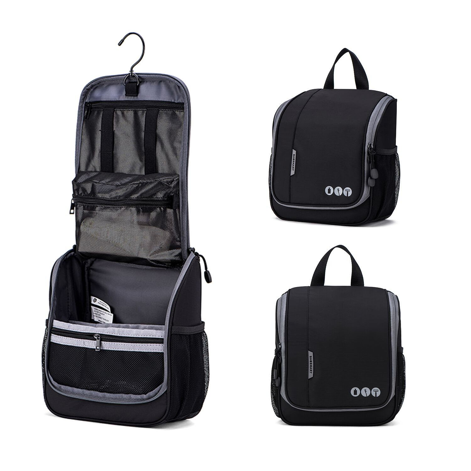Hanging Travel Toiletry Bag - TopTier Shop Unique Fun Trending Gifts Hot Items Shopping bag
