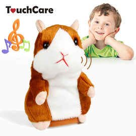 Talking Hamster Plush Toy - TopTier Shop Unique Fun Trending Gifts Hot Items Shopping TOYS