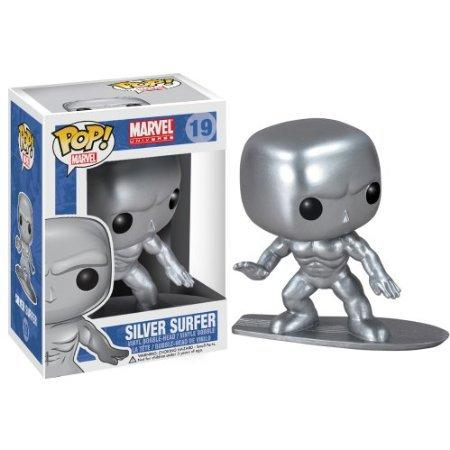 FUNKO POP SILVER SURFER - TopTier Shop Unique Fun Trending Gifts Hot Items Shopping TOYS