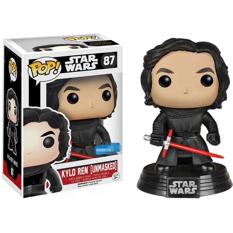FUNKO POP KYLO REN - TopTier Shop Unique Fun Trending Gifts Hot Items Shopping TOYS