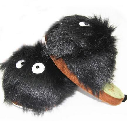 Totoro Dust Bunny Slippers - TopTier Shop Unique Fun Trending Gifts Hot Items Shopping