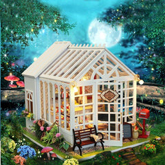 DIY Wooden Dollhouse Kit - TopTier Shop Unique Fun Trending Gifts Hot Items Shopping