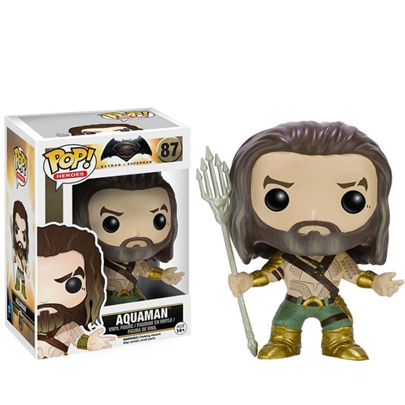 FUNKO POP AQUAMAN - TopTier Shop Unique Fun Trending Gifts Hot Items Shopping TOYS