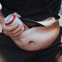 Dad Bod Beer Belly Fanny Pack - TopTier Shop Unique Fun Trending Gifts Hot Items Shopping