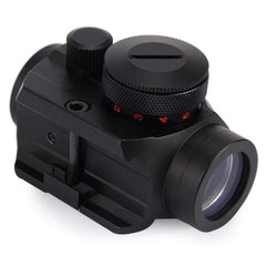 Tactical Holographic Red/Green Dot Sight Scope (20mm Rail Mount) - TopTier Shop Unique Fun Trending Gifts Hot Items Shopping
