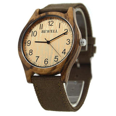 Bamboo Wood Watch - TopTier Shop Unique Fun Trending Gifts Hot Items Shopping Accessories