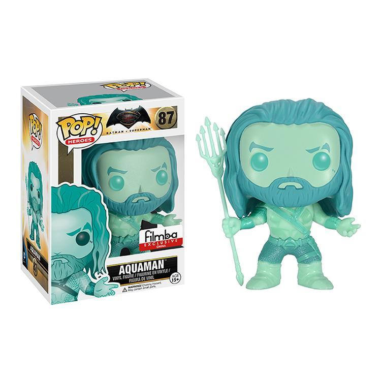 FUNKO POP EXCLUSIVE AQUAMAN - TopTier Shop Unique Fun Trending Gifts Hot Items Shopping TOYS