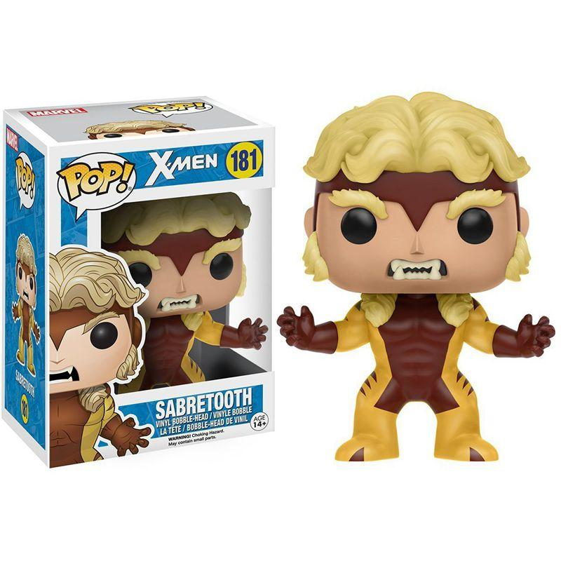 FUNKO POP SABRETOOTH - TopTier Shop Unique Fun Trending Gifts Hot Items Shopping TOYS