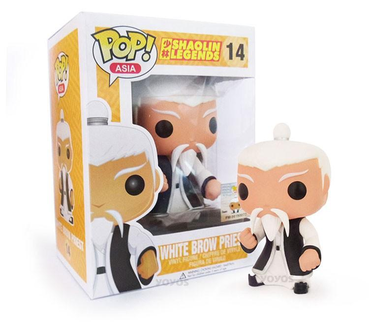 FUNKO POP WHITE BROW PRIEST - TopTier Shop Unique Fun Trending Gifts Hot Items Shopping TOYS