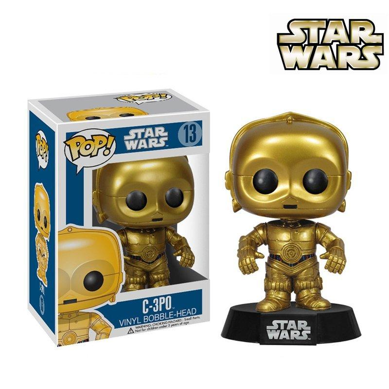 FUNKO POP C-3P0 - TopTier Shop Unique Fun Trending Gifts Hot Items Shopping TOYS