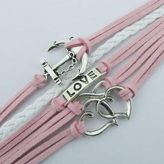 DIY Infinity Charm Bracelet - TopTier Shop Unique Fun Trending Gifts Hot Items Shopping Accessories
