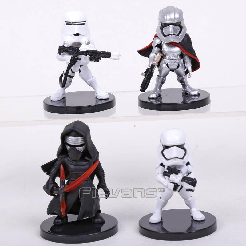 The Force Awakens Mini PVC Set - TopTier Shop Unique Fun Trending Gifts Hot Items Shopping TOYS