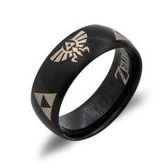 Zelda Triforce Rings (3 Colors) - TopTier Shop Unique Fun Trending Gifts Hot Items Shopping Ring