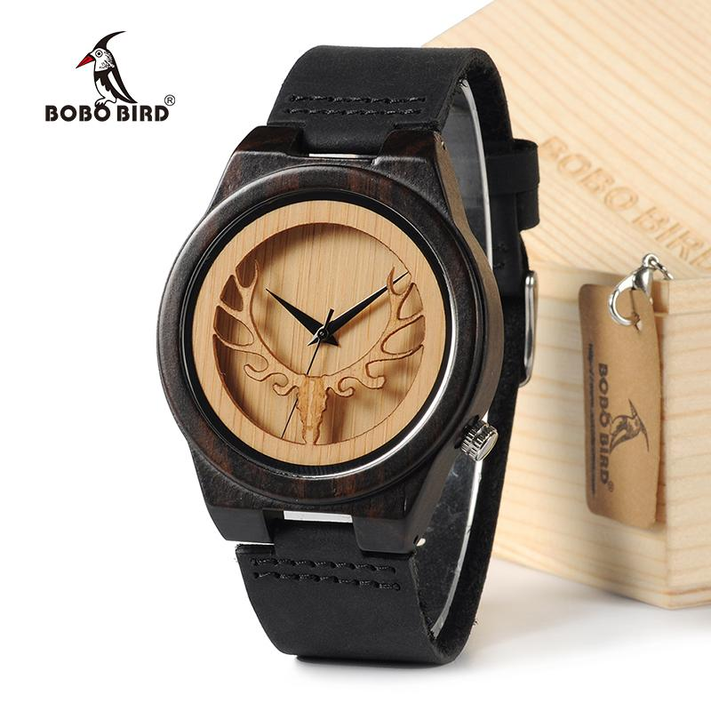Wooden Quartz Watch - TopTier Shop Unique Fun Trending Gifts Hot Items Shopping Accessories