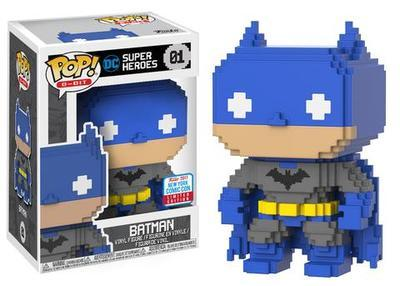 FUNKO POP 2017 NYCC 8-BIT BATMAN - TopTier Shop Unique Fun Trending Gifts Hot Items Shopping TOYS
