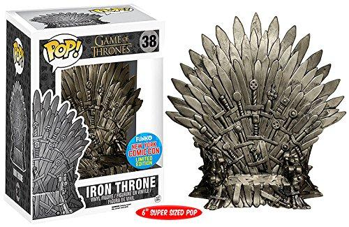 FUNKO POP NYCC EXCLUSIVE IRON THRONE - TopTier Shop Unique Fun Trending Gifts Hot Items Shopping TOYS