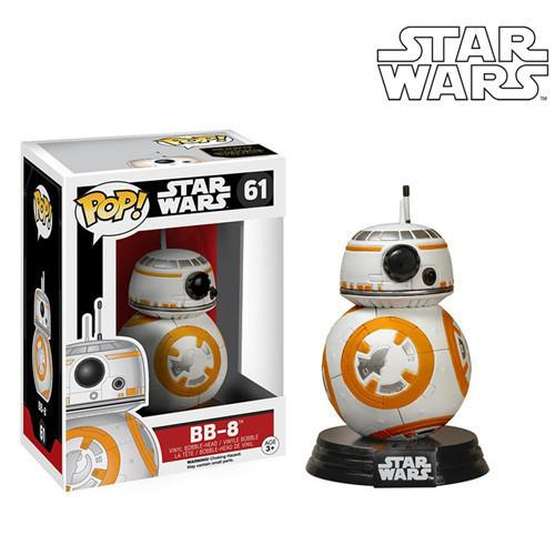 FUNKO POP BB-8 - TopTier Shop Unique Fun Trending Gifts Hot Items Shopping TOYS