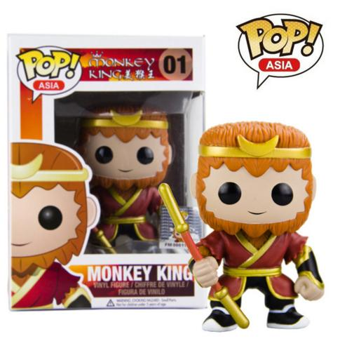 FUNKO POP MONKEY KING - TopTier Shop Unique Fun Trending Gifts Hot Items Shopping TOYS