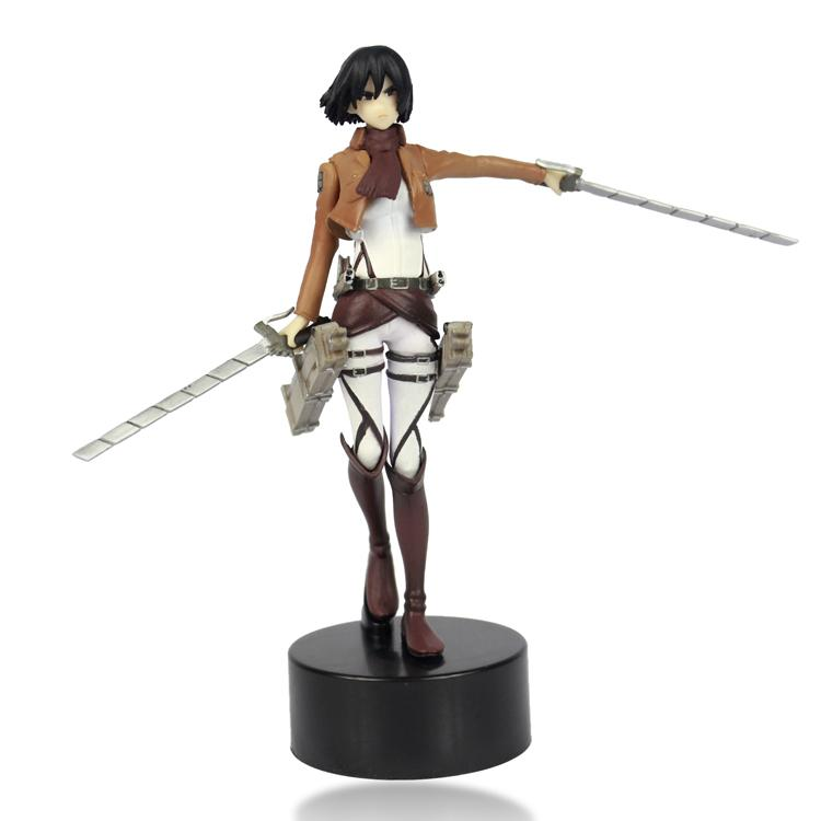 Attack On Titan Mikasa Ackerman Figure - TopTier Shop Unique Fun Trending Gifts Hot Items Shopping TOYS
