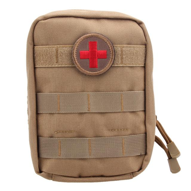 Military Tactical First Aid Pouch - TopTier Shop Unique Fun Trending Gifts Hot Items Shopping