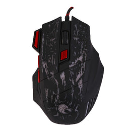 5500DPI Adjustable Gaming Mouse - TopTier Shop Unique Fun Trending Gifts Hot Items Shopping Electronic