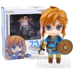 Zelda Breath Of The Wild Link Figure - TopTier Shop Unique Fun Trending Gifts Hot Items Shopping TOYS