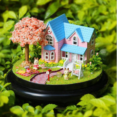 DIY Miniature Cherry House - TopTier Shop Unique Fun Trending Gifts Hot Items Shopping diy