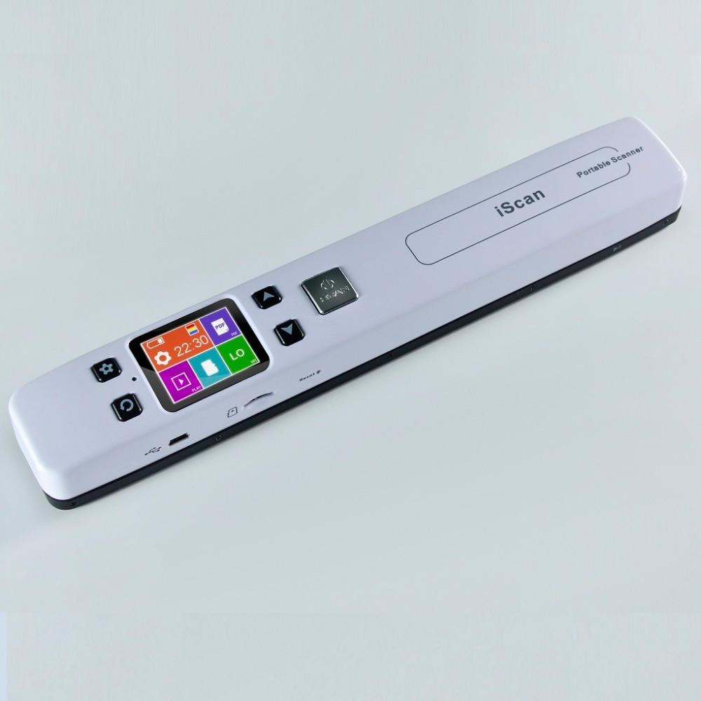 High Speed Portable Scanner A4