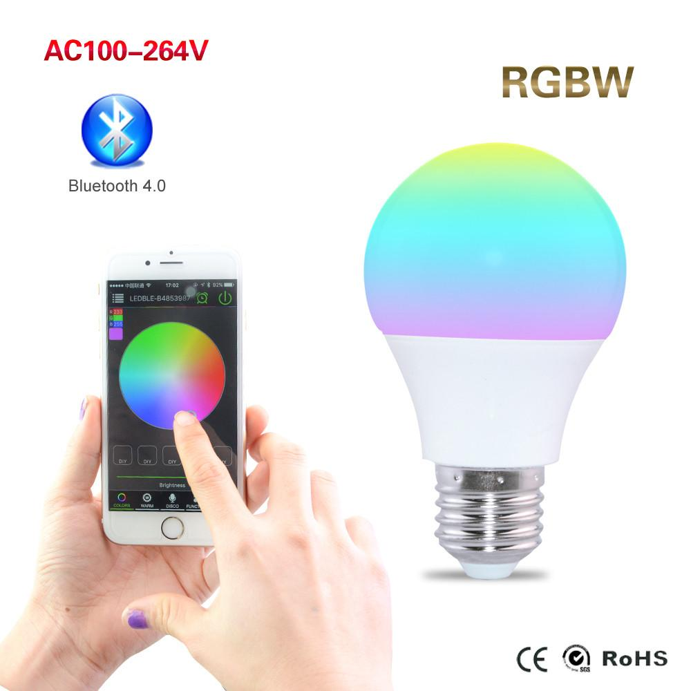 Bluetooth LED Smart Bulb - TopTier Shop Unique Fun Trending Gifts Hot Items Shopping Phone Accessories